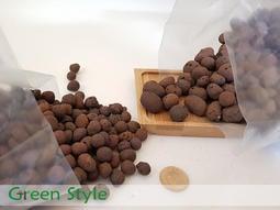 【Green Style綠樣】中粒 發泡煉石 | 多肉土 多肉介質 多肉 植物 仙人掌 空氣鳳梨 盆栽 景觀 魚菜共生