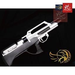 昊克生存遊戲-騎翼鶯歌 EVANIX MAX AIR 7.62mm 半自動空氣槍 中握氣槍 (鉛彈 PCP 火箭 矽油)