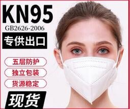 小城故事kn95口罩防塵透氣n95防飛沫防霧霾兒童小孩防護男女口鼻罩