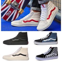 品質保證 VANS OLD SKOOL sk8 high 萬斯高筒帆布鞋 經典款 GD權志龍 休閒運動鞋 情侶帆布鞋