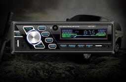 12V24V大功率藍牙汽車插卡收音機車載MP3播放器汽車音響U盤主機