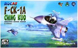 【奇模集】AFV CLUB Q版 IDF 戰鬥機 AFQ001