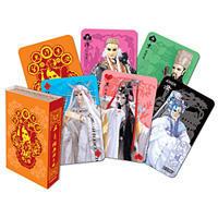 《霹靂布袋戲》魅惑霹靂-五色經典撲克牌「棄天帝、素還真、疏樓龍宿、慕少艾、妖后等」